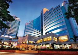 珠海海湾酒店离心铸铁管工程案例