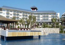 惠州喜来登酒店离心铸铁管工程案例