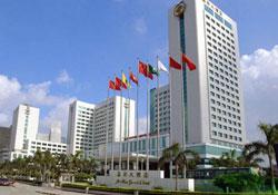 东莞嘉华大酒店离心铸铁管工程案例