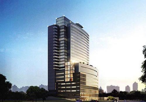 深圳市第二人民医院工程案例