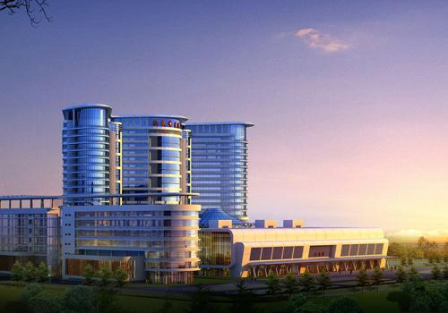 新安医院工程案例