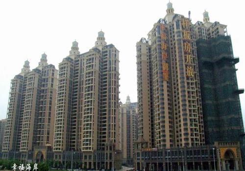 深圳宝安幸福海岸工程案例