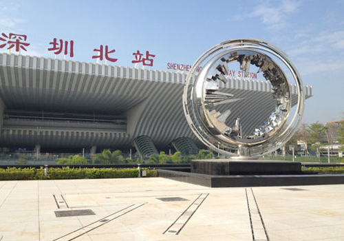 深圳北站工程案例