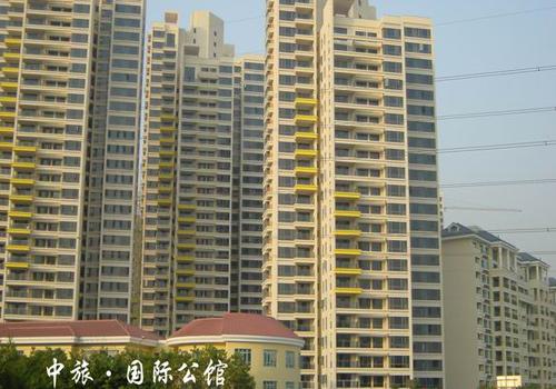 深圳福田-国际公馆工程案例