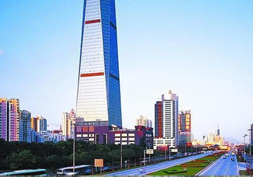 深圳福田-招商银行大厦工程案例