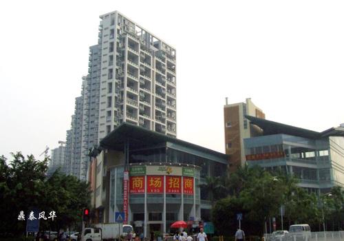 深圳南山-鼎泰风华工程案例