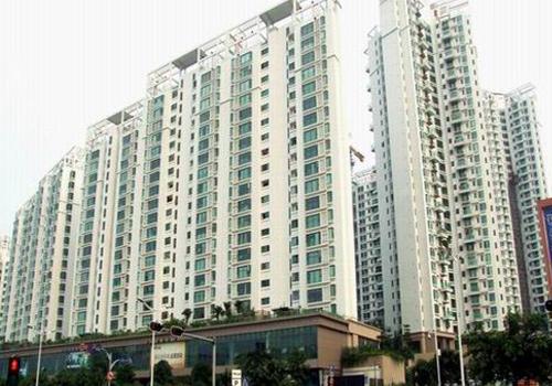 深圳南山-华联城市山林工程案例